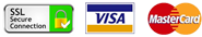 SSL Protected | Visa & Master Cards